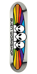 Alien Workshop Spectrum Small Skateboard Deck - Multi - 7.875