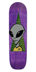 Alien Workshop Visitor Skateboard Deck - Purple - 8.625