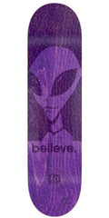Alien Workshop Believe Hexmark Medium Skateboard Deck - Assorted - 8.125in
