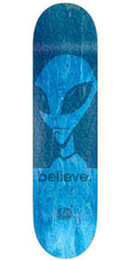 Alien Workshop Believe Hexmark Large Skateboard Deck - Assorted - 8.25in