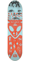 Alien Workshop Human Error Politic Powers Skateboard Deck - Light Blue - 8.5in