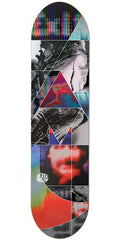 Alien Workshop Tank Trap Skateboard Deck - Multi - 8.5in