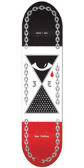 Alien Workshop Abra-Psy Skateboard Deck - Multi - 8.375in