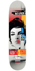 Alien Workshop Sectachrome Mannequin Skateboard Deck - Multi - 8.25in