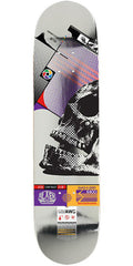Alien Workshop Sectachrome Skull Skateboard Deck - Multi - 8.0in