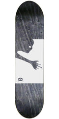 Alien Workshop Ghost Skateboard Deck - Black - 8.5in