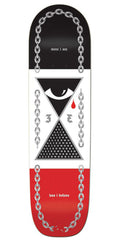 Alien Workshop Abra-Psy Square Tail Skateboard Deck - Multi - 8.625in