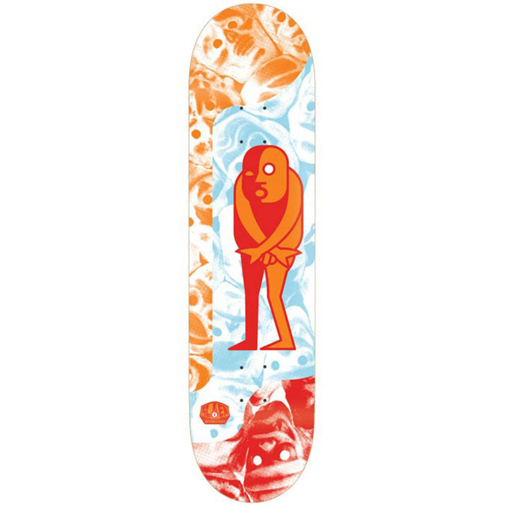 Alien Workshop Premonitions Naked Skateboard Deck - Multi - 8.0in
