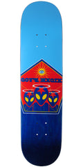 Alien Workshop Gov. Magik SM Skateboard Deck - Blue - 7.875in x 31.25in