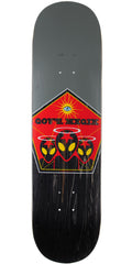 Alien Workshop Gov. Magik LG Skateboard Deck - Grey - 8.375in x 32.38in
