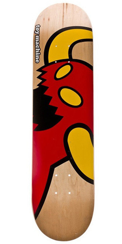 Toy Machine Vice Monster Skateboard Deck - Assorted - 8.125in