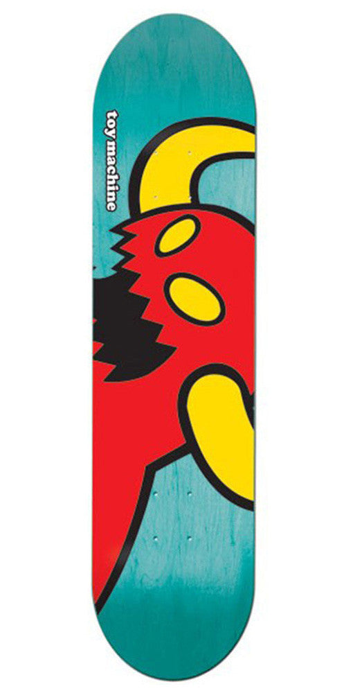 Toy Machine Vice Monster Skateboard Deck - Assorted - 8.875