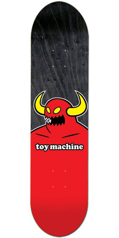Toy Machine Monster Large Skateboard Deck - Assorted - 8.125in
