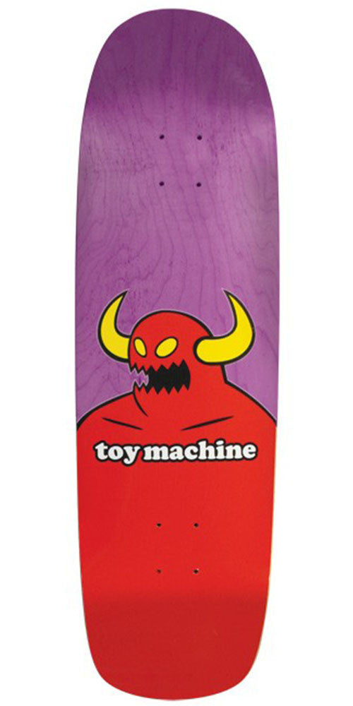 Toy Machine Monster XX-Large Skateboard Deck - Purple - 8.875in