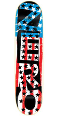 Zero American Punk R7 Skateboard Deck - Multi - 8.5in