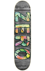 Zero Army Re-Portrait R7 Skateboard Deck - Multi - 8.125in
