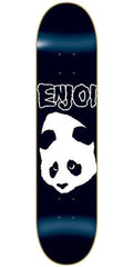 Enjoi Doesn't Fit R7 Skateboard Deck 8.44 - Black