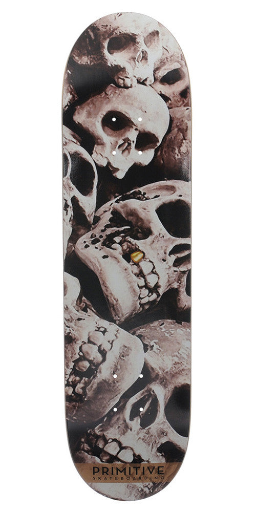 Primitive Goldie Skateboard Deck - Multi - 7.75