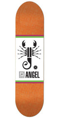 Habitat Angel Seminal Skateboard Deck - Orange - 8.25in
