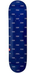 Baker Louie Skateboard Deck - Navy/White - 8.125in