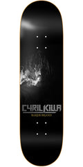 Baker CJ Sosa Skateboard Deck - Black - 8.475in