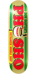 Baker DN Pho Sho Skateboard Deck - Multi - 8.0in