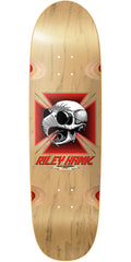 Baker RH Tribute Cruiser Skateboard Deck - Natural - 8.75in