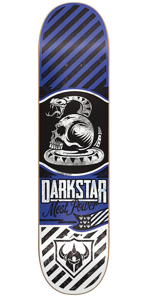 Darkstar Power SL Skateboard Deck 8.38 - Blue