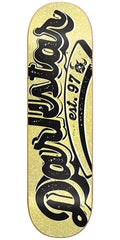 Darkstar Scrypt SL Skateboard Deck - 8.25 - Gold