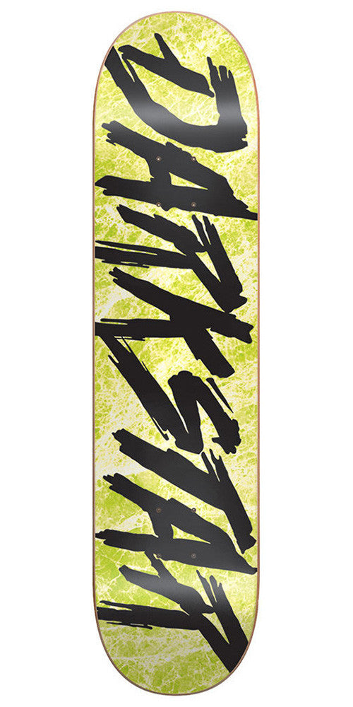 DarkStar Chalk SL Skateboard Deck - Green - 8.25