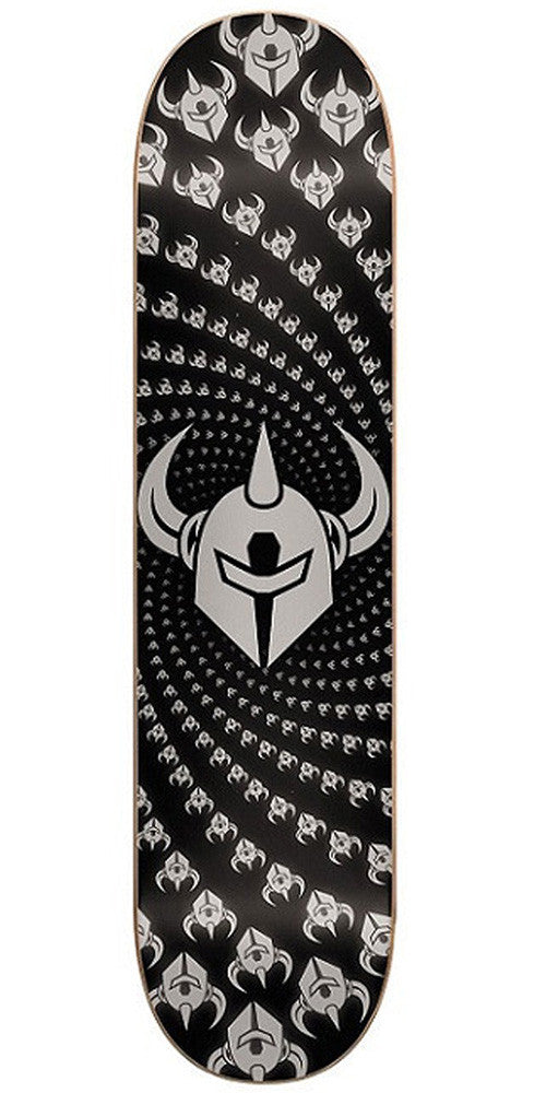 Darkstar Dose SL Skateboard Deck - Silver - 7.9in