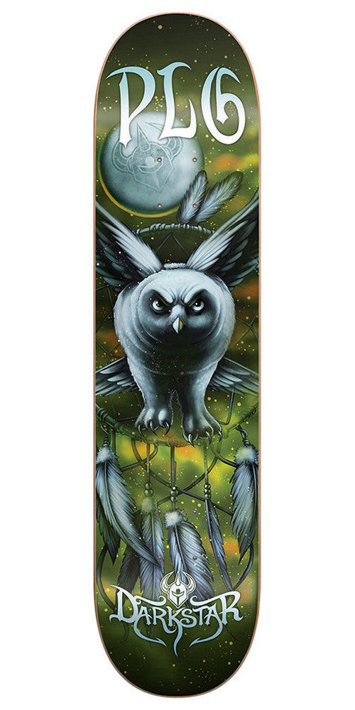 Darkstar Pierre Luc Gagnon Dream Catcher Series Skateboard Deck - Green - 8.38in