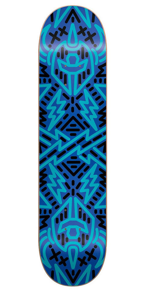 DarkStar Mental SL Skateboard Deck - Blue - 8.0in