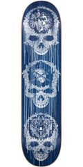 DarkStar Addiction SL Skateboard Deck - Blue - 8.125in