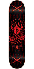DarkStar Axis SL Skateboard Deck - Red - 8.125in