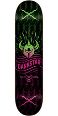DarkStar Axis RHM Skateboard Deck - Pink Fade - 8.0in