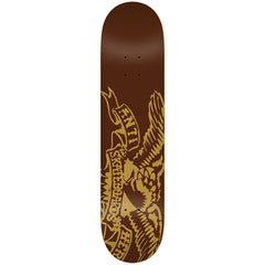 Anti-Hero Spray Eagle MD Skateboard Deck - 8.06 x 32.0 - Brown