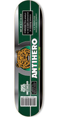 Anti-Hero Cardiel Smokeless Skateboard Deck - Green - 8.4in x 32.025in