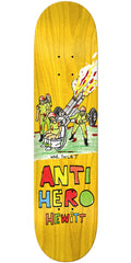 Anti-Hero Peter Hewitt Porous II Skateboard Deck - Assorted - 8.75in x 32.86in