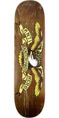 Anti-Hero Stained Eagle Large Skateboard Deck - Brown - 8.28in x 32in