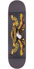 Anti-Hero Classic Eagle Skateboard Deck - Grey - 8.25in x 32in