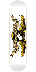Anti-Hero Classic Eagle Skateboard Deck - White - 8.75in x 32.75in