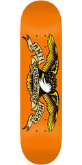 Anti-Hero Classic Eagle Skateboard Deck - Orange - 9.0in x 33.25in