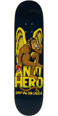 Anti-Hero Daan The Thinker Skateboard Deck - Assorted - 8.06in x 31.8in