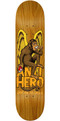 Anti-Hero Daan The Thinker Skateboard Deck - Assorted - 8.28in x 31.1in
