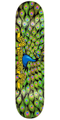 Anti-Hero Anderson Ostentation Skateboard Deck - Green - 8.4in x 32.0in