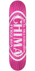 Real Chima Ferguson Premium Oval Skateboard Deck - Assorted - 8.12in x 31.6in