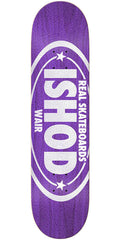Real Chima Ishod Wair Premium Oval Skateboard Deck - Assorted - 8.5in x 32.25in