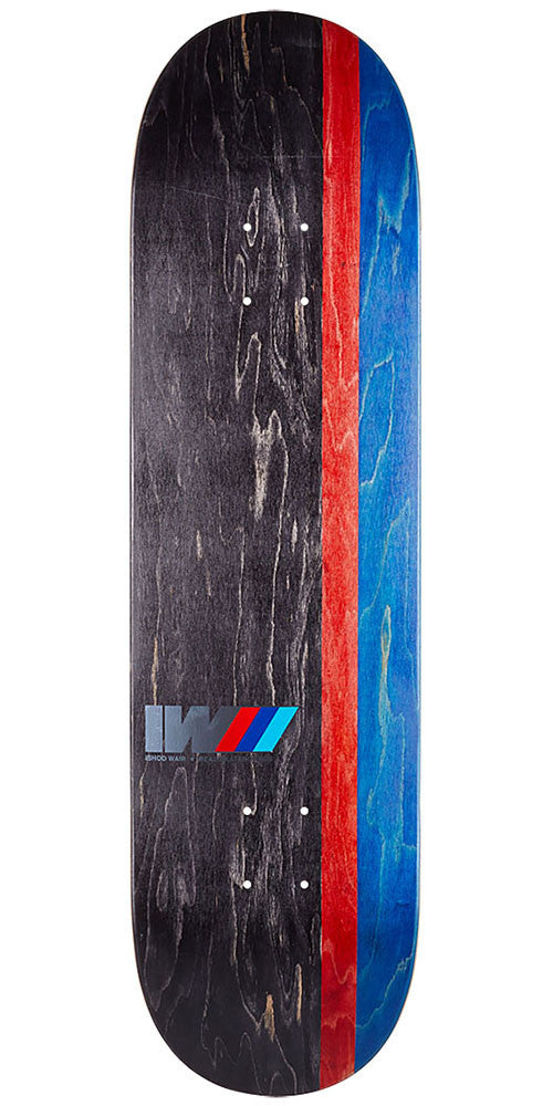 Real Ishod Wair High Performance Skateboard Deck - Multi - 8.3in x 31.9in