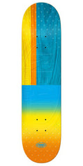 Real Chima Exclusive EMB Skateboard Deck - Multi - 8.12in x 31.25in
